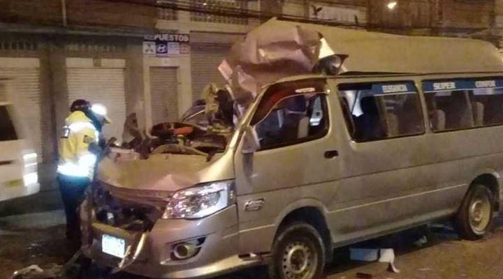"""Falleció una mujer en una colisión y su esposo se encuentra en situación """"bastante reservada"""""""