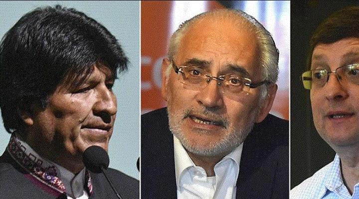 Evaluación: el programa del MAS se aplaza, CC y Bolivia Dice No aprueban por poco