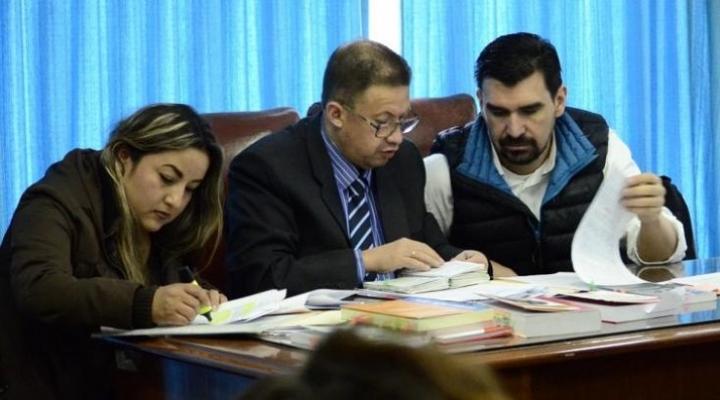 Por determinación de juzgado anticorrupción José María Leyes se mantiene en prisión
