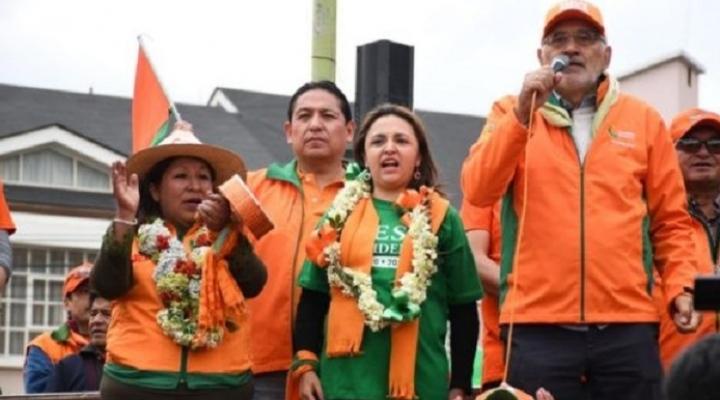 Comunidad Ciudadana califica como 'vergüenza nacional' el accionar del TSE frente a encuesta