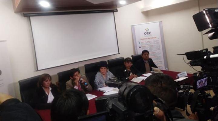Órgano Electoral invalida encuesta de la UMSA y anuncia sanción