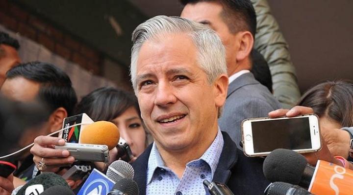 """Empresarios privados cuestionan dichos de García Linera"""" sobre los $us 4.000 en los bolsillos de cada boliviano"""
