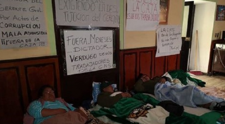 Médicos aumentan piquetes de ayuno y piden renuncia de la ministra de Salud por no atender sus demandas