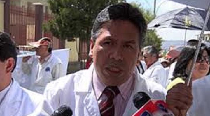 Sector de salud da plazo hasta el viernes al gobierno para que designe a nuevo negociador