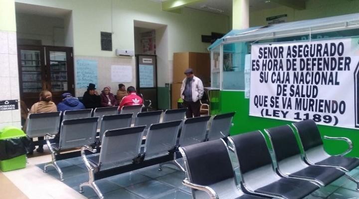 Médicos insisten al gobierno el cambio de interlocutor para solucionar su conflicto