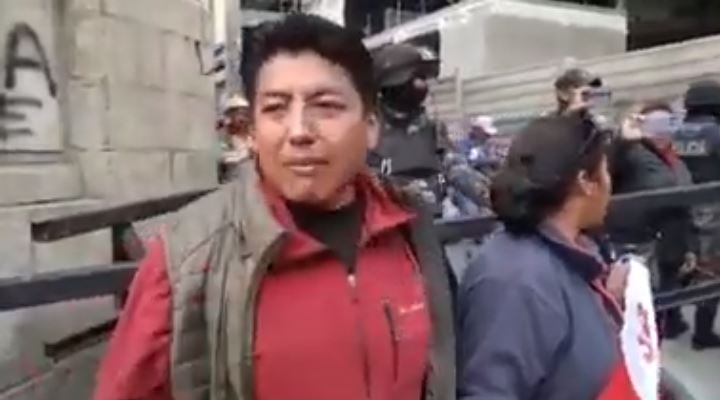 Policía impide instalar ayuno a cívicos de Potosí y se anuncian que arribarán de poblaciones rurales