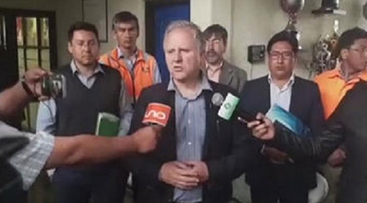 Solución coyuntural a conflicto que inmovilizó carga boliviana en el Puerto de Arica