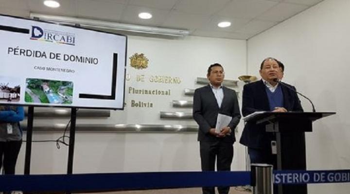 """Gobierno interpone demanda para confiscar bienes valuados en seis millones de dólares de """"narcotraficantes"""" vinculados a red de Montenegro - Medina"""