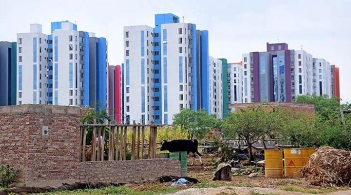 Cochabamba: precios de viviendas sociales en La Tamborada -ex villa deportiva- bajan de $us 59 mil a 31 mil