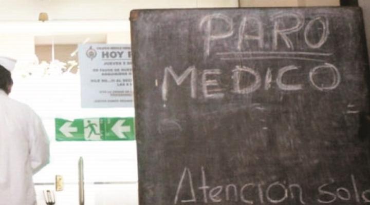 Tras 51 días de paro, los médicos dan plazo hasta el jueves para reiniciar diálogo