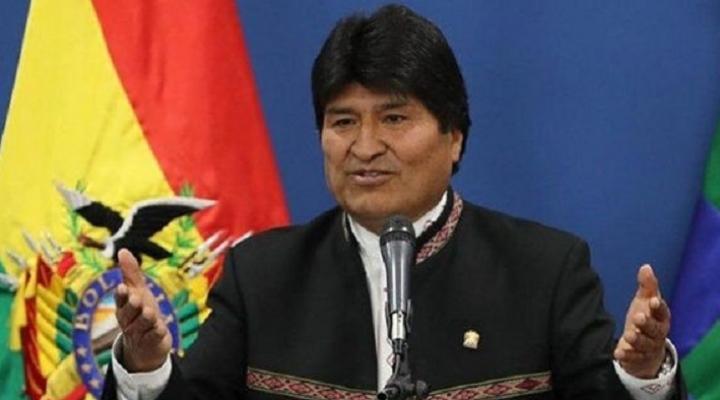 Morales confirma que se apagaron incendios en la Chiquitania, no menciona las lluvias
