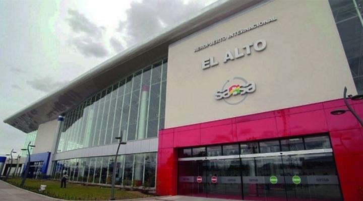 """ALA ratifica denuncia de actos de violencia en aeropuerto de El Alto que ponen en riesgo calificación """"A"""" de dicha infraestructura"""