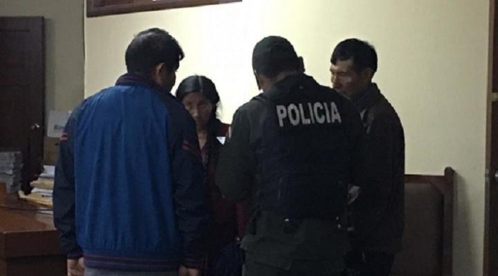 Cochabamba: Tres imputados por muerte de Limbert Guzmán se benefician con medidas sustitutivas