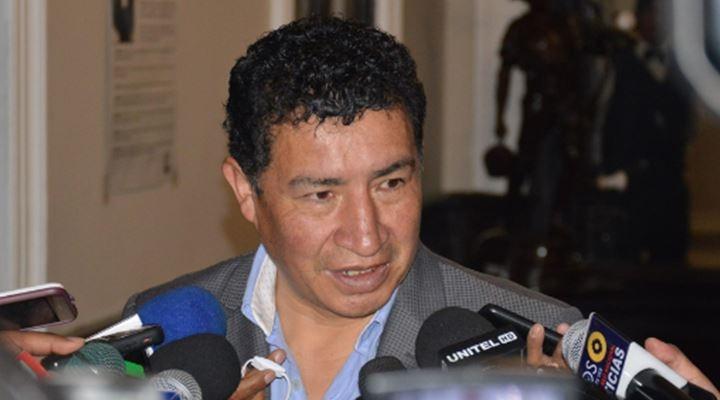 Renuncia Víctor Borda a la presidencia de la Cámara de Diputados, denuncia que su hermano está secuestrado