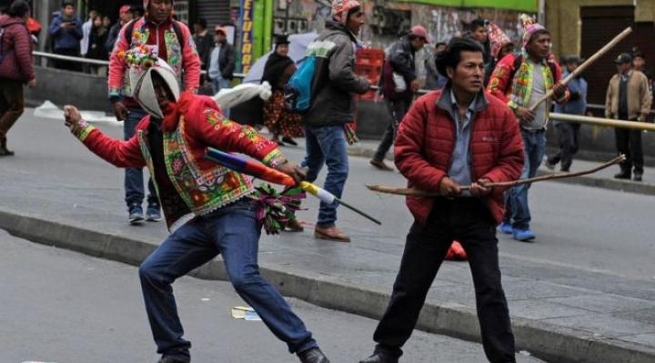 """El """"plan Quintana"""" busca desestabilizar al país y devolverle el poder a Evo"""