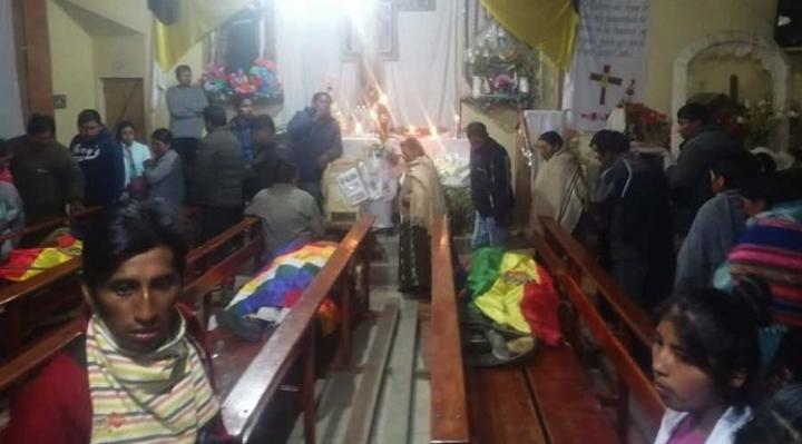 Fiscalía inicia investigación de ocho muertes en Senkata además de personas involucradas en actos de terrorismo