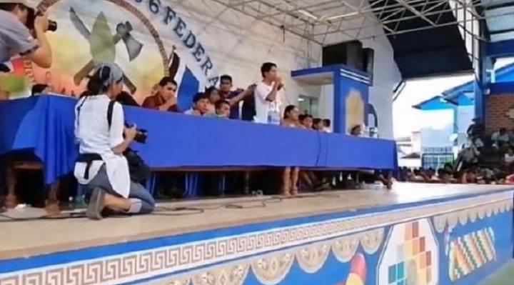 Cocaleros del Trópico definen levantar sus bloqueos pero exigen aprobación de la Ley de Garantías
