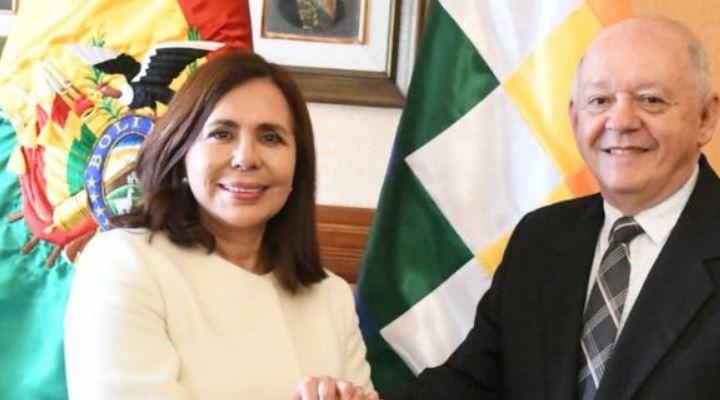 Después de 11 años, Bolivia restablece relaciones diplomáticas con EEUU y repone embajador