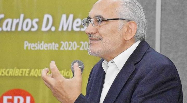 Dirigencia nacional del FRI ratifica alianza con Carlos Mesa y señala que falsos dirigentes se acercaron a Camacho