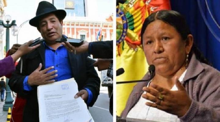 Rafael Quispe solicitará revocatoria de arresto domiciliario de Nemesia Achacollo por caso Fondioc