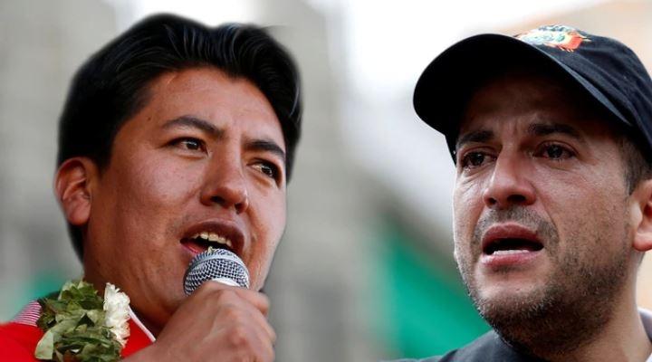 """Pumari afirma que el audio filtrado es solo """"una parte"""" y que Camacho pretendió """"chantajearlo"""""""