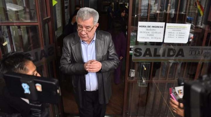 Justicia otorga libertad irrestricta, simple y pura para Leopoldo Fernández por caso Porvenir