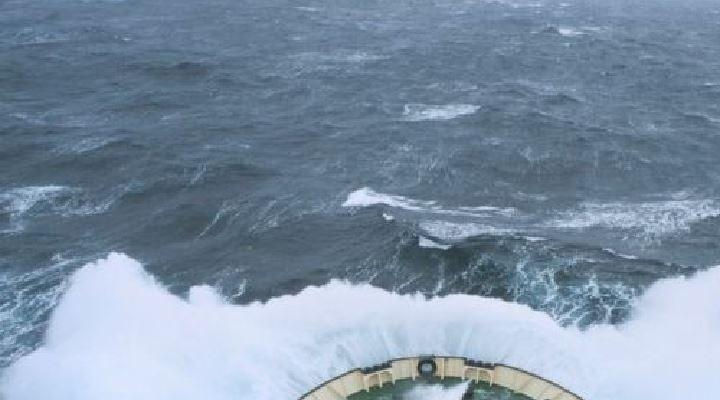"""Avión Hércules desaparecido en Chile: así es el peligroso Paso de Drake, una de las zonas marítimas """"más complicadas del mundo"""" donde se busca la nave """"siniestrada"""""""