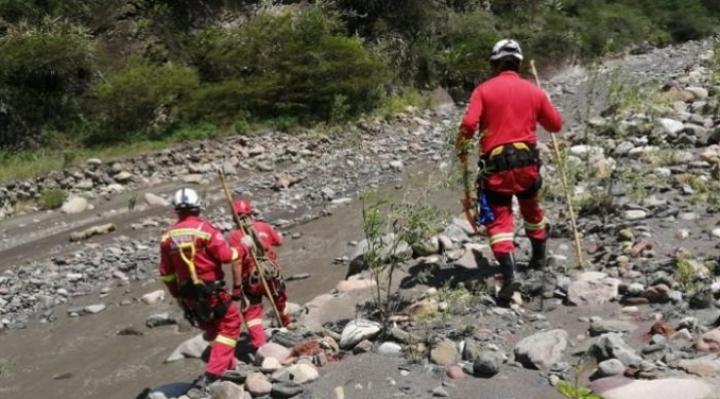 Crecidas de ríos ocasionan muertes en varias regiones del país