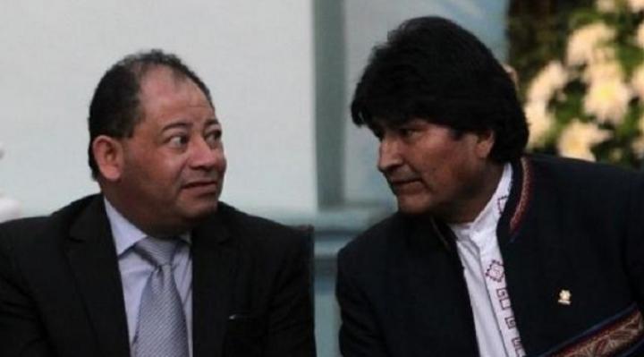 """Evo califica de """"ilegal"""" la detención de Carlos Romero"""