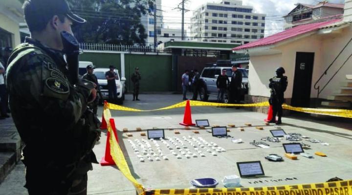 En  solo siete horas Felcn halla y destruye 15 fábricas de cocaína en el Chapare