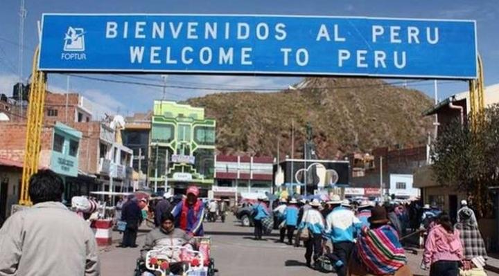 MOPSV asegura que busca acuerdos con autoridades de Perú sobre multas a transporte pesado