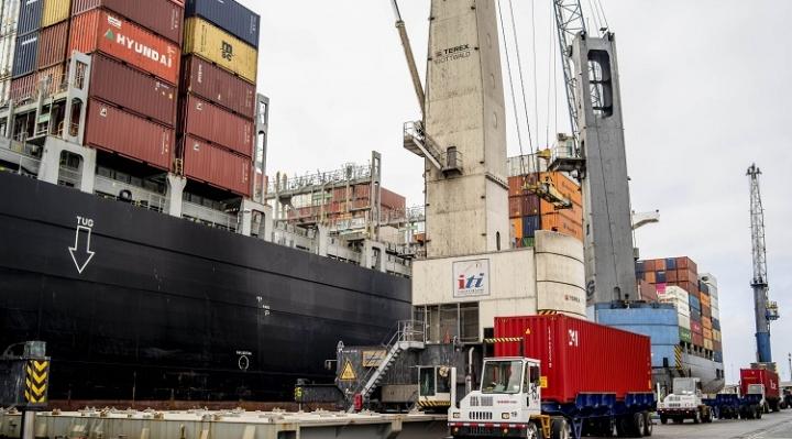 A pesar de conflictos sociales, comercio exterior por puertos chilenos creció en más del 100% en el último trimestre del 2019
