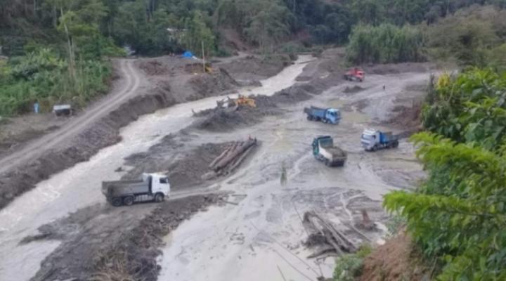 120 toneladas de mercurio son consumidas por año por empresas mineras auríferas que operan en Bolivia