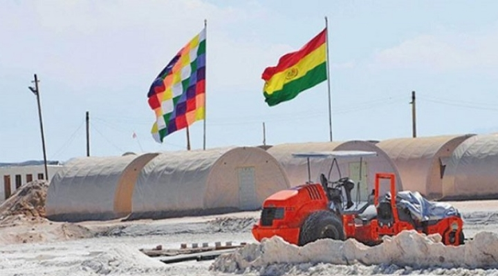 Dirigente cívico: alemana Acisa no es necesaria, técnicos bolivianos obtuvieron hidróxido de litio en la planta de Llipi