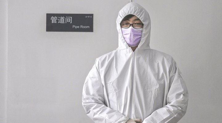"""Coronavirus, """"¿El Chernóbil chino?"""": el virus que lo amenaza todo en el país asiático"""