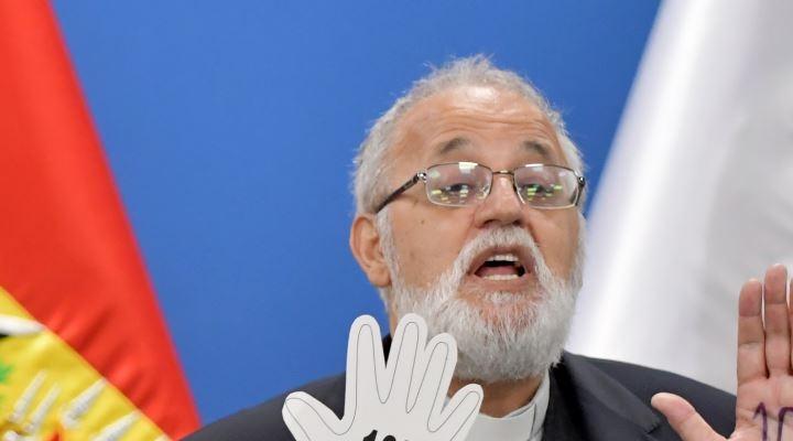 Padre Mateo pide celeridad en tratamiento de ley que asigna 10% del presupuesto para salud