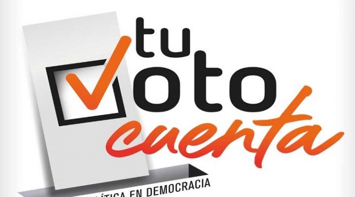 """""""Tu Voto Cuenta"""" anuncia dos encuestas y conteo rápido durante el proceso electoral"""
