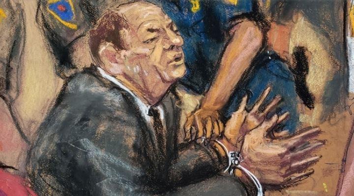 Los escabrosos detalles que se revelaron en el juicio que terminó con la condena de Harvey Weinstein