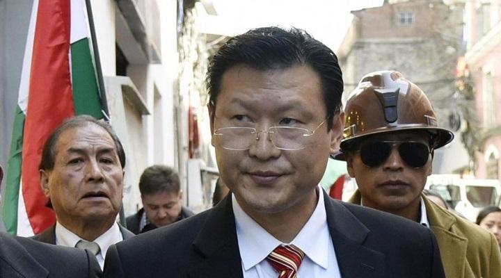 """Chi Hyung Chung descarta renuncia a su candidatura, califica las palabras del representante del FPV como """"jugarreta"""""""