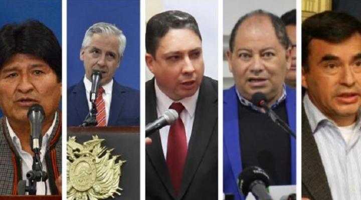 Fiscalía inicia nuevo proceso penal contra exautoridades del gobierno del MAS por presunta manipulación de actas electorales