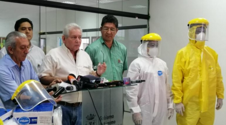Santa Cruz confirma un cuarto caso de coronavirus, la ciudad estará en cuarentena por cuatro días