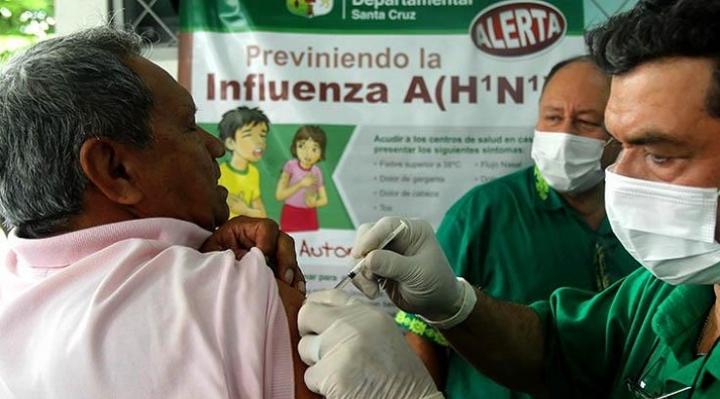 Influenza: Santa Cruz registra segunda muerte por esa enfermedad, en tanto en La Paz se informa sobre 12 casos