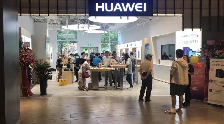 Las ventas de Huawei rondaron los 123 mil millones de dólares en 2019