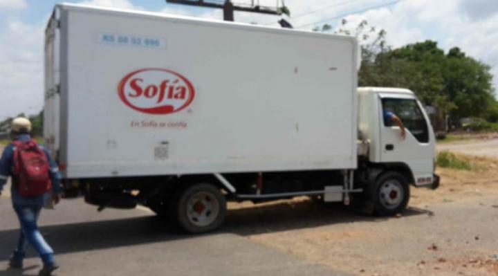 Sofía envía sus productos a domicilio sin costo adicional