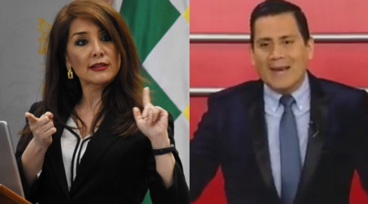 Arias denuncia que gobierno le quitó la publicidad a Gigavisión, ministra asegura que fue por su bajo rating