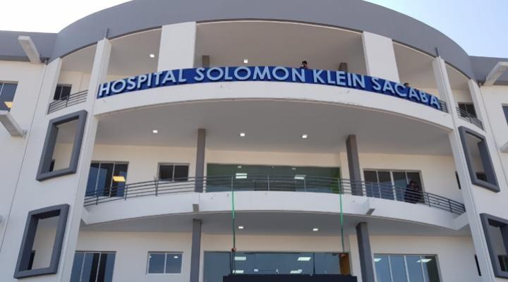 Cochabamba: da positivo por coronavirus el director del hospital de Sacaba