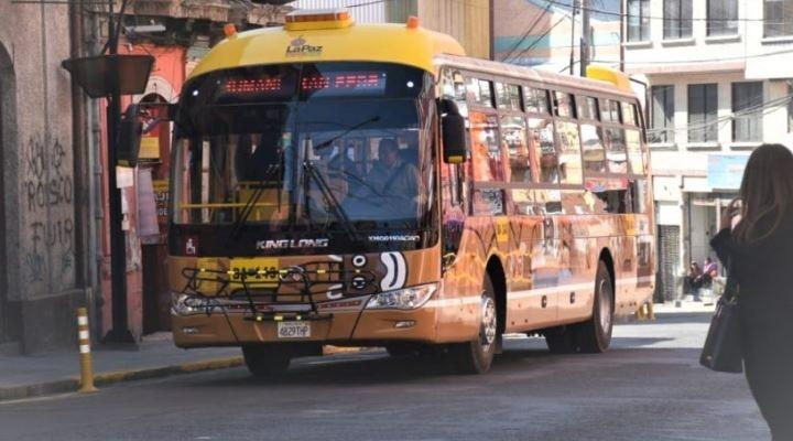 Los PumaKatari y ChiquiTiti reanudan sus labores el lunes con 18 y 14 pasajeros respectivamente