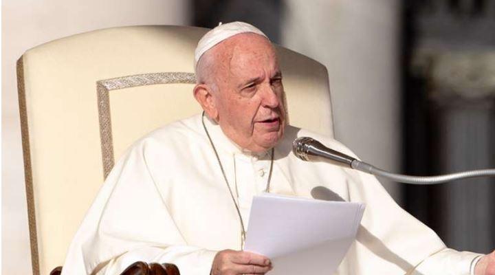 """Mensaje del papa Francisco a EEUU: """"No podemos tolerar ningún tipo de racismo"""""""