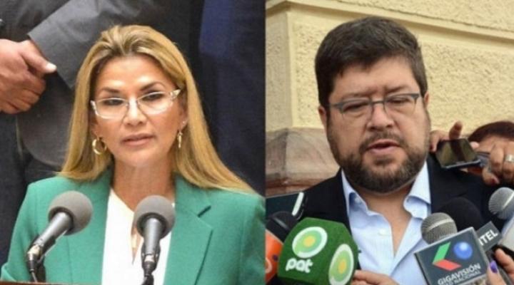 Doria Medina afirma que presidenta Añez promulgará la ley de elecciones |  Brújula Digital