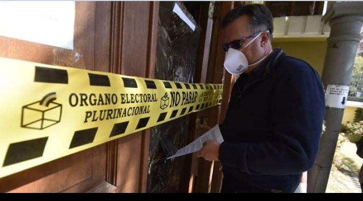 """CC acusa a Añez ante el TSE de realizar """"propaganda electoral disfrazada"""" y pide retirar"""